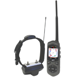 Border Patrol TC1: GPS Dog Fence Containment System, Remote Trainer and Short-Range Tracking Unit